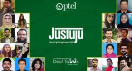 PTCL successfully concludes Justuju Internship Program 2020 An exclusive internship for 'Persons w ..