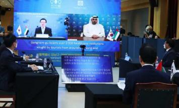 غرفة أبوظبي توقع اتفاقية تعاون مع منطقة ..