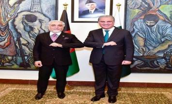 وزیر خارجیة باکستان یستقبل ئیس المجلس ..