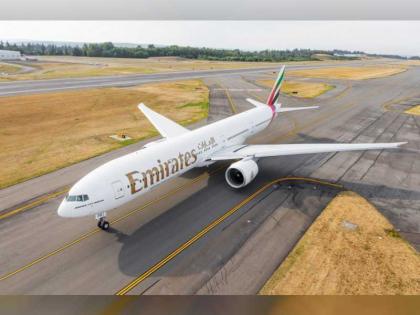 طيران الإمارات تستأنف خدمة عنتيبي وأكتوبر المقبل