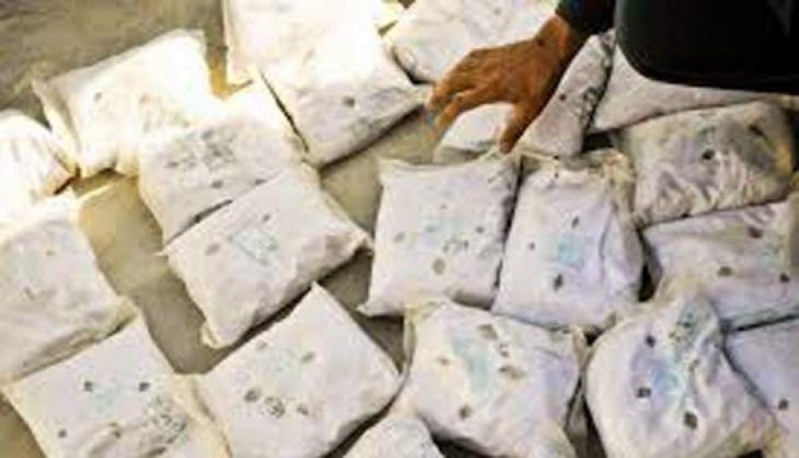 PMSA recovers 2700 kg Hashish, arrest 8 alleged smugglers