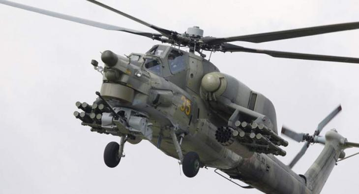 Russian Helicopters to Build About 170 Aircraft in 2020, 95 of Them for Military Use - CEO
