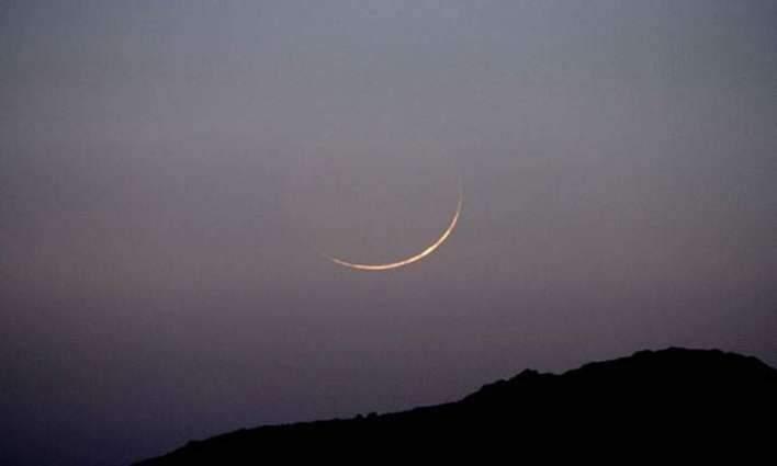 Safar crescent sighting on Friday evening