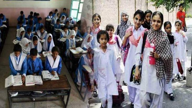 DC visits schools to inspects adherence to SOPs