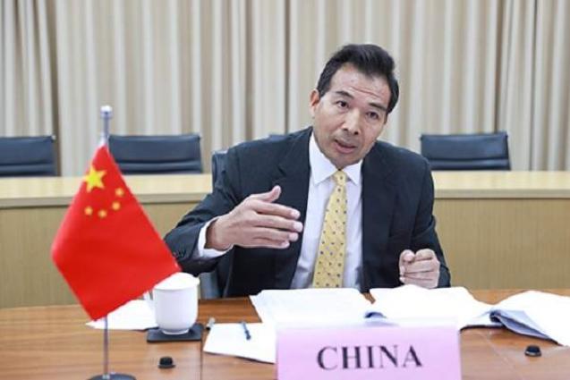 Pakistan, China successfully overcome coronavirus pandemic: Luo Zhaohui