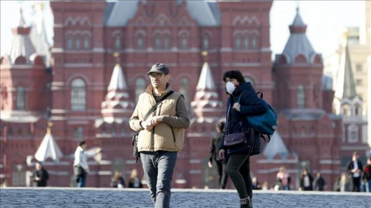 Russia's COVID-19 cases up 5,670 to 1,079,519