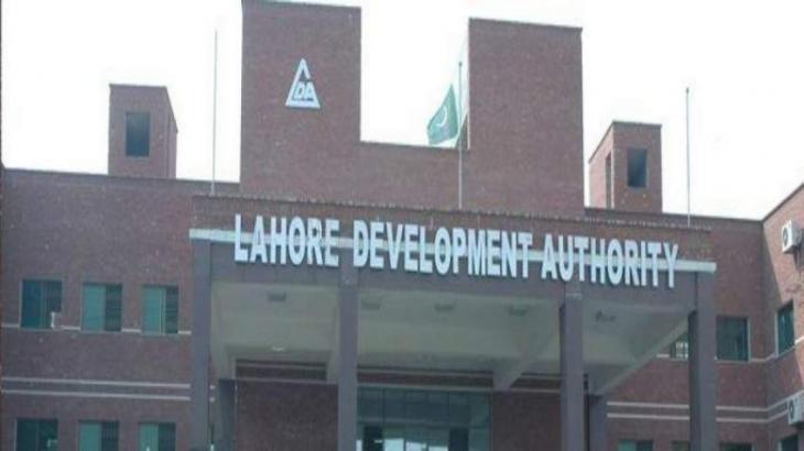 Survey of Pakistan's delegation meets Lahore Development Authority DG