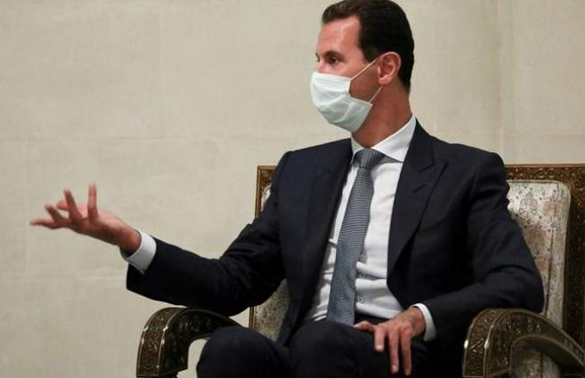 Syria calls US 'rogue state' over Assad hit remark