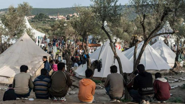 Finland to Send Material Aid to Moria Migrant Camp - Interior Ministry