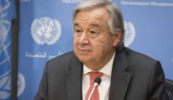 UN Chief Says Up to Security Council to Act on Iran Sanctions Resolution