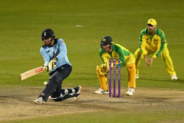 Cricket: England v Australia 3rd ODI scoreboard