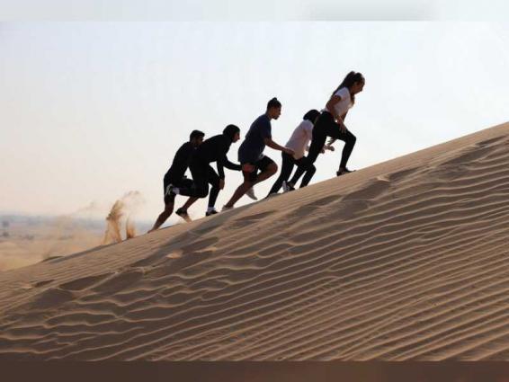 Registrations open for 5km Al Marmoom Dune Run