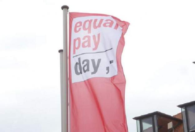 Int'l Equal Pay Day to be marked on Friday