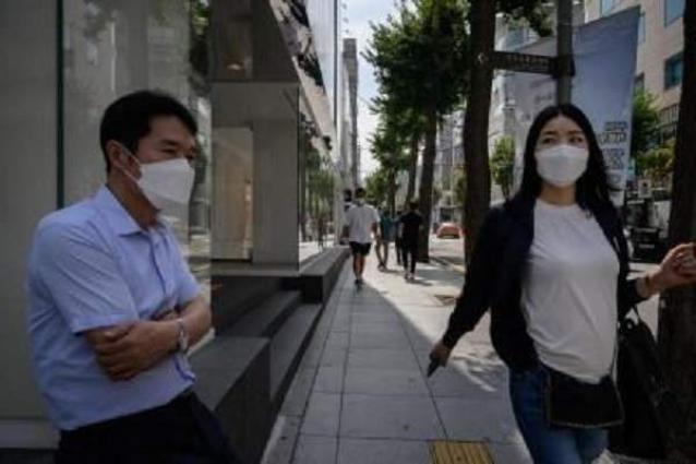 S.Korea reports 153 more COVID-19 cases, 22,657 in total