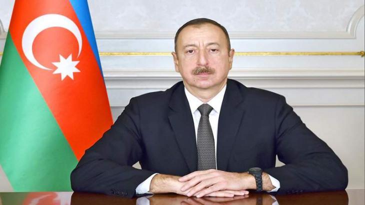 Azerbaijan Taking Steps to Boost Gas Supplies to Turkey - President