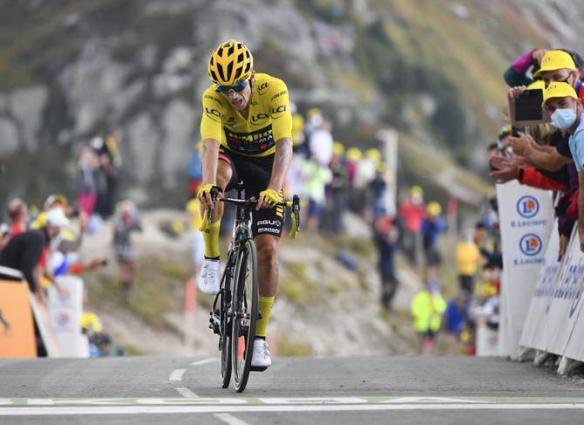 Pogacar's Tour de France triumph marks generational shift