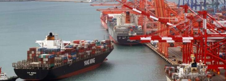 Exports rise 3.6 pct in first 20 days of September