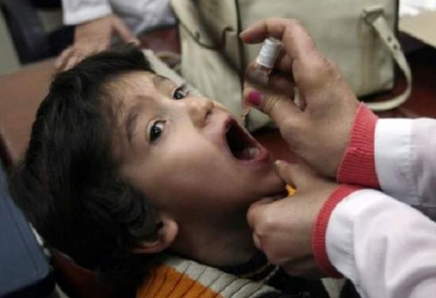 Around 3.5 lakh children to inoculate  against polio in Islamabad