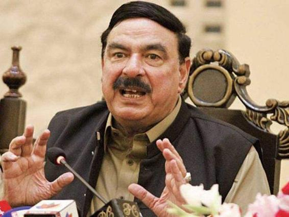 Those paying respect to currency notes now seeking respect for votes: Sheikh Rashid