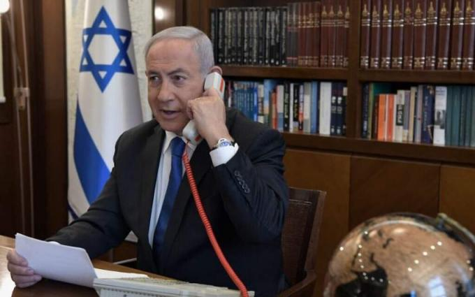 Bahrain, Israel leaders in post-accord telephone talks