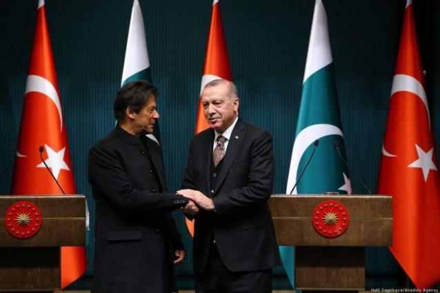 PM lauds Turkish President for raising voice for Kashmiris