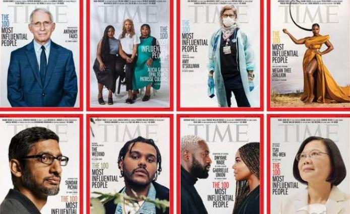 Time Reveals Fresh List of 100 Most Influential People