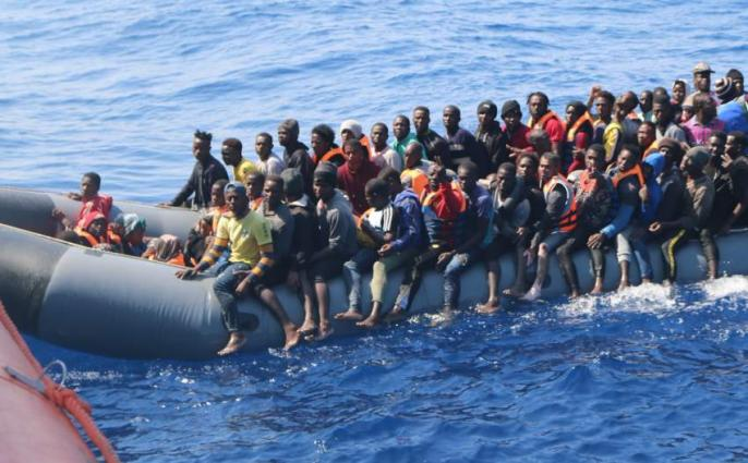 Migrants rescued in English Channel as EU to unveil plan