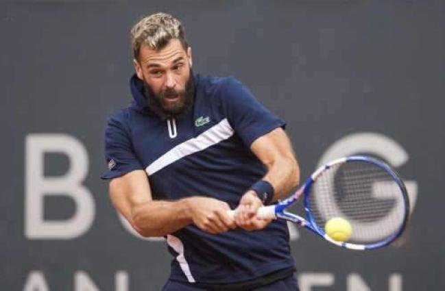 Paire announces his positive for coronavirus ... after playing with Ruud