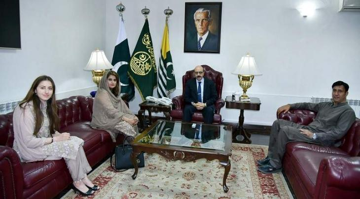 President AJK lauds efforts of diaspora community in raising awareness on Kashmir