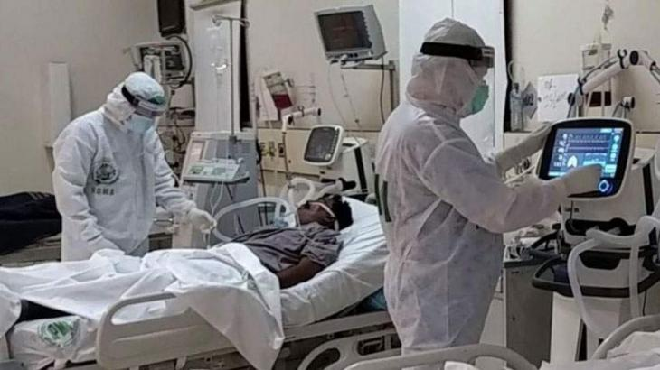 Pakistan reports five deaths and 7, 388 new cases of Covid-19 during past 24 hours