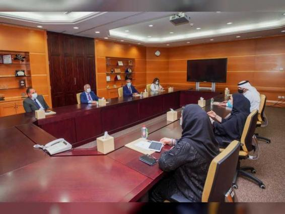 Arab Academy for Science, Technology and Maritime Transport discusses collaboration with  Federal Transport Authority
