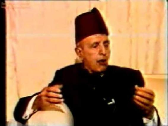 Nawabzada Nasrullah being remembered on his 17th death anniversary