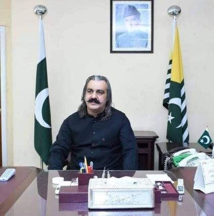 PM Khan delivered a historic speech at UNGA: Ali Amin Khan Gandapur