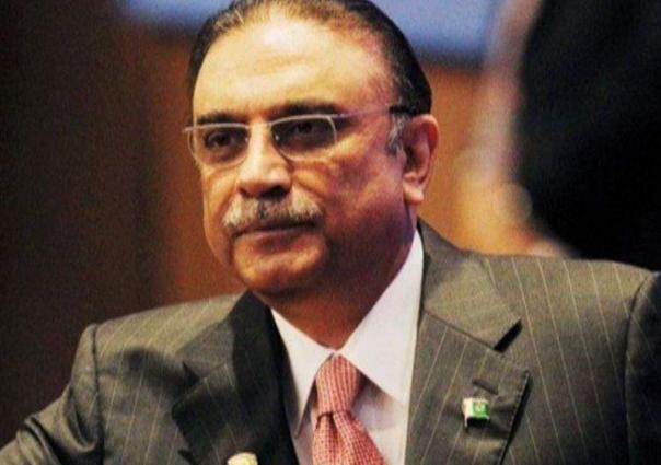 Zardari indicted in money laundering reference