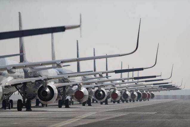 Airline traffic to fall by two-thirds this year: IATA