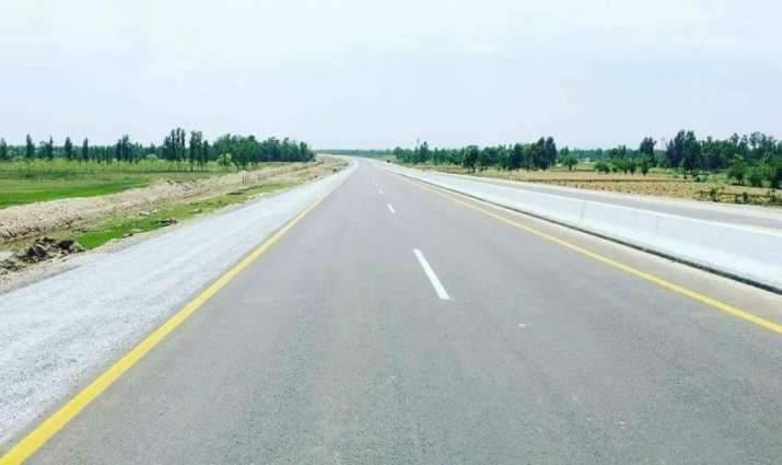 Palai-Shakot section of Swat Expressway to open for traffic on Sept 30