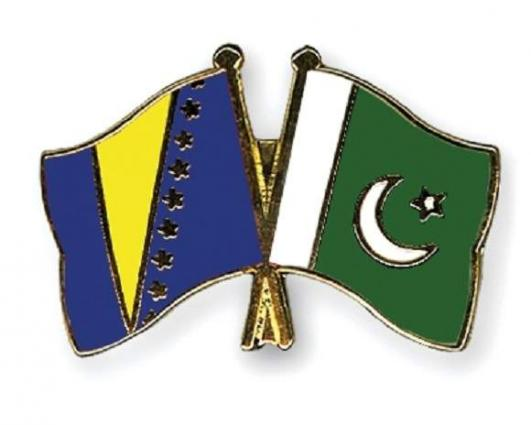 Bosnia keen to further boost trade ties with Pakistan: Envoy