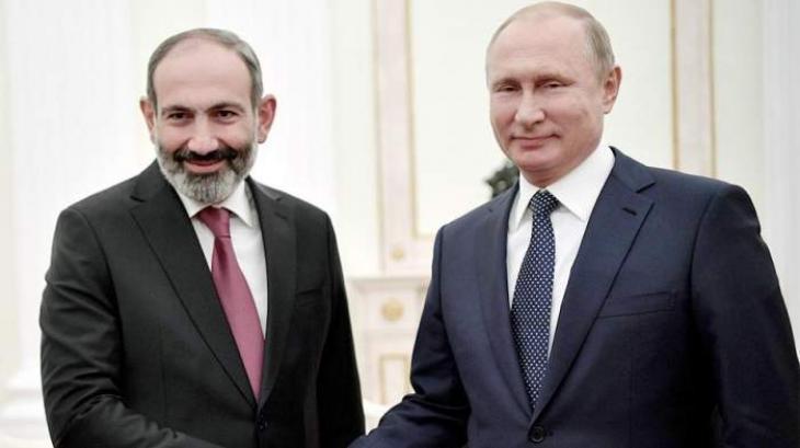 Putin Had Phone Conversation With Armenian Prime Minister - Kremlin