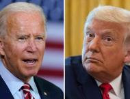 Trump backpedals over racist group row, Biden blasts him as 'emba ..