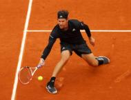 Tennis: French Open results - 1st update
