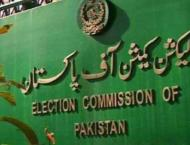 Election Commission of Pakistan regional office issues schedule f ..