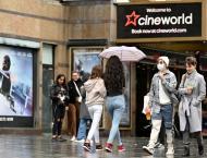Cineworld temporarily shuts cinemas on virus impact