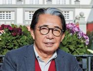 Japan mourns fashion designer Kenzo Takada