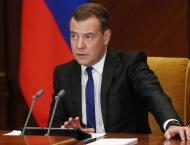 Russia's Medvedev Calls for Comprehensive Probe Into Environmenta ..