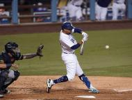 Dodgers defeat Padres, Astros put A's on brink of elimination