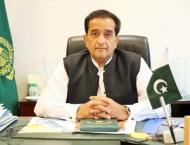 Malik Amin Aslam for rights to residents of NA- 56