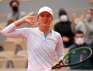 Recent women's French Open champions