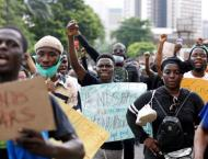 Nigerians pressure government over police brutality vow