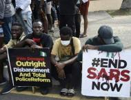 Two more dead in protests over Nigerian police brutality
