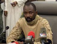 Malian Interim Vice-President Discusses Security Issues With Chin ..